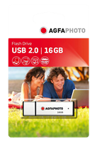USB 2.0 Stick 16 GB Agfa Photo 10513