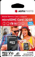 Agfa Photo Mobile MicroSDHC 32 GB UHS-I U1