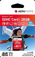 Agfa Photo SDHC 16 GB UHS-I U1 V10