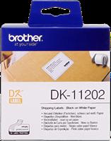 Etichette Brother DK-11202