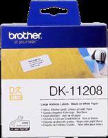 Etichette Brother DK-11208