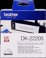 Etichette Brother DK-22205