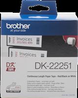 Etichette Brother DK-22251
