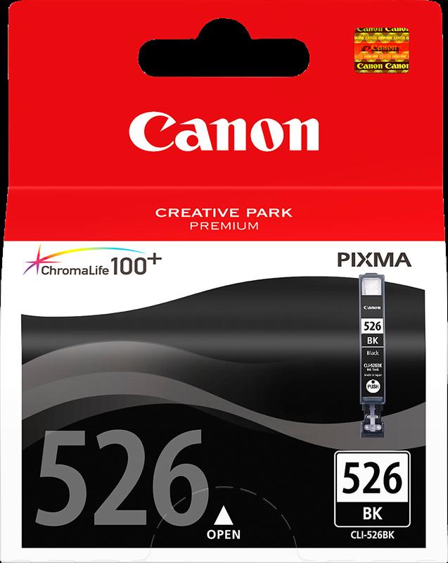 Cartuccia d'inchiostro Canon CLI-526bk