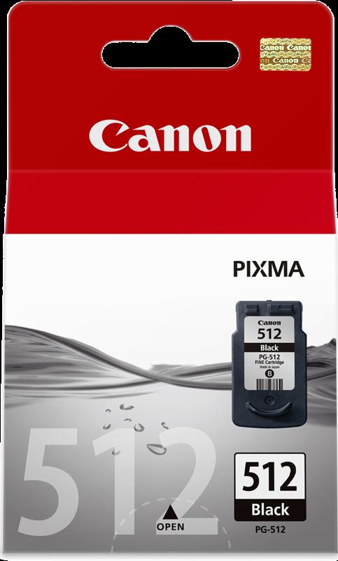 Cartuccia d'inchiostro Canon PG-512