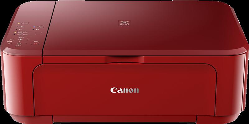 Dispositivo multifunzione Canon PIXMA MG3650 rot