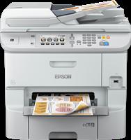 Stampante Multifunzione Epson WorkForce Pro WF-6590DWF