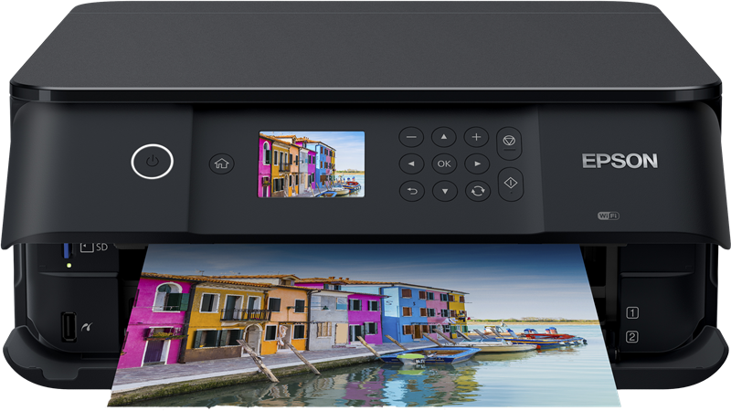Dispositivo multifunzione Epson Expression Premium XP-6000