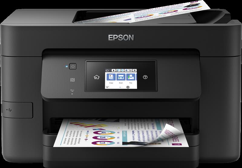 Stampante Multifunzione Epson WorkForce Pro WF-4720DWF