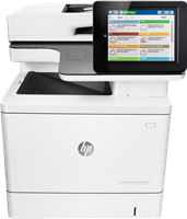 Stampante multifunzione HP Color LaserJet Enterprise M577dn MFP