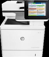 Stampante multifunzione HP Color LaserJet Enterprise M577dn MFP