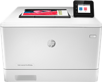 Stampante laser a colori HP Color LaserJet Pro M454dw