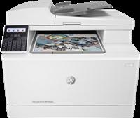 Stampante multifunzione HP Color LaserJet Pro MFP M183fw