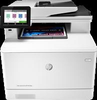Stampante laser a colori HP Color LaserJet Pro MFP M479fdw