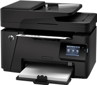 Dispositivo multifunzione HP LaserJet Pro MFP M127fw