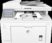Stampante laser bianco/nero HP LaserJet Pro MFP M148dw