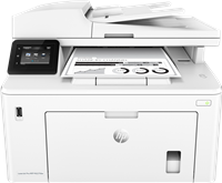 Stampante Multifunzione HP LaserJet Pro MFP M227fdw