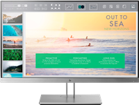 HP Monitor a LED Elite Display E233
