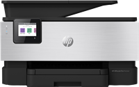 Stampante a getto d'inchiostro HP OfficeJet Pro 9019 All-in-One