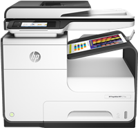 Dispositivo multifunzione HP PageWide MFP 377dw
