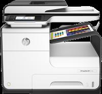 Stampante Multifunzione HP PageWide MFP 377dw