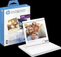 Carta fotografica HP W2G60A