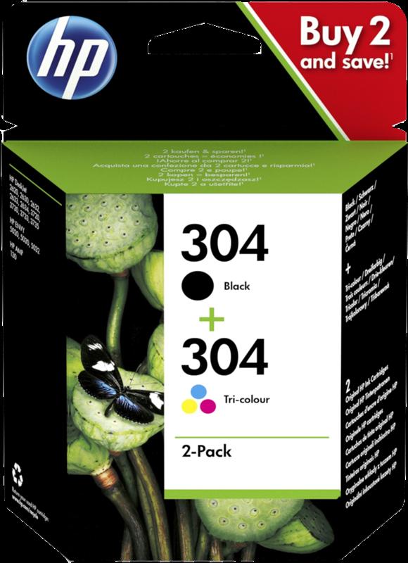 Multipack HP 304