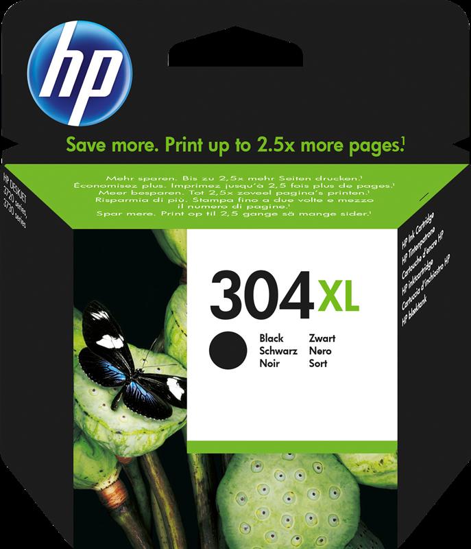 Cartuccia d'inchiostro HP 304 XL