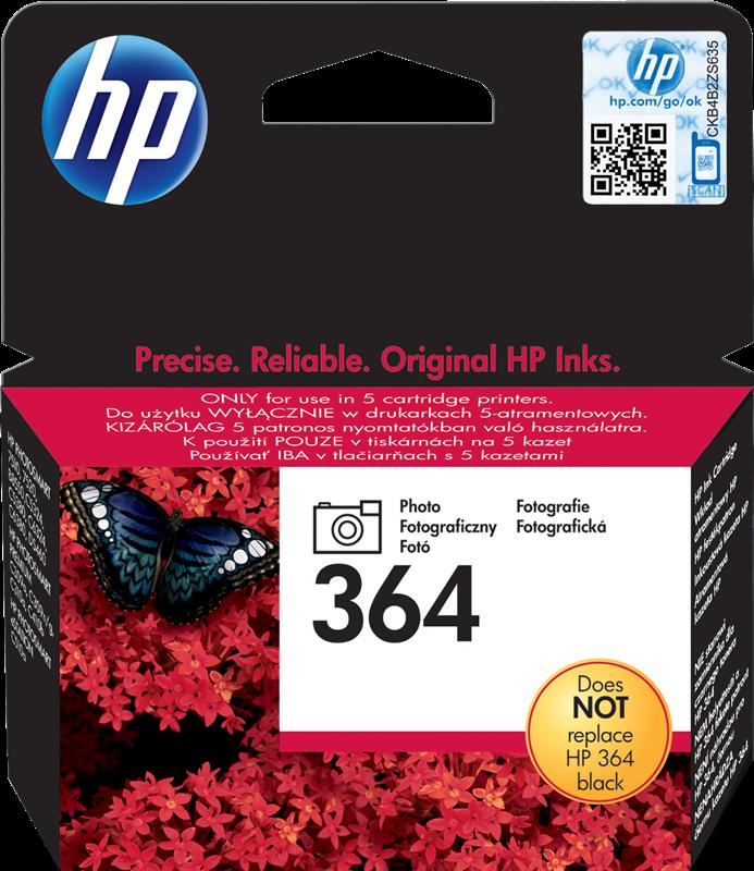 Cartuccia d'inchiostro HP 364
