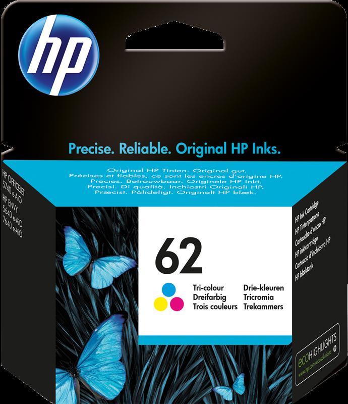 Cartuccia d'inchiostro HP 62