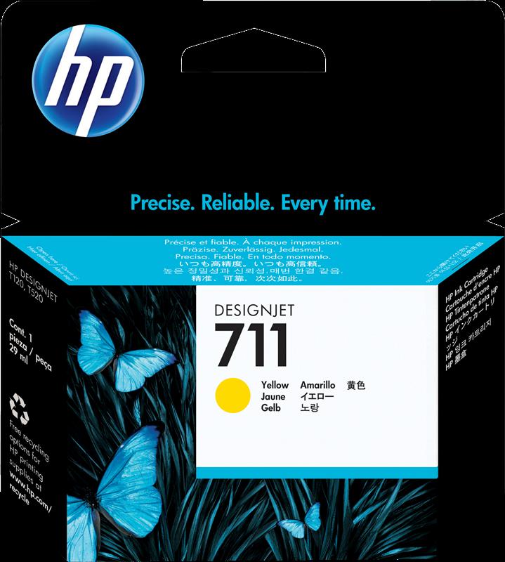 Cartuccia d'inchiostro HP 711