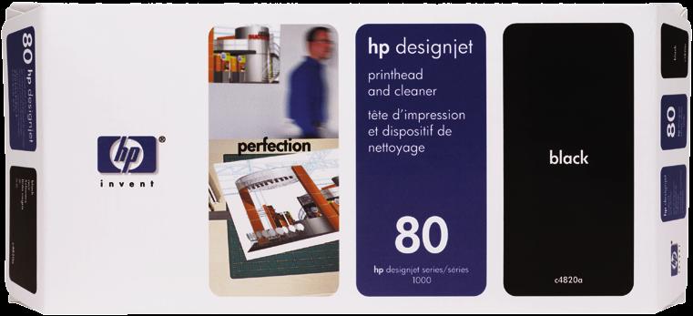 Testina per stampa HP 80