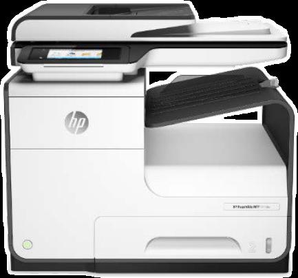 Dispositivo multifunzione HP PageWide Pro 477dw