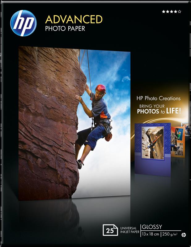 Carta fotografica HP Q8696A