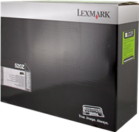 Tamburo Lexmark 52D0Z00