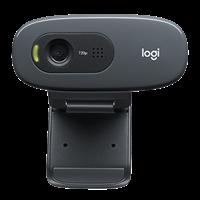 HD-Webcam C505 Logitech 960-001364