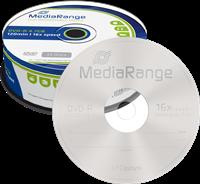 MediaRange Supporti DVD-R 4,7GB