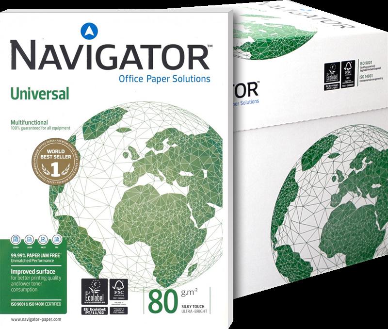 Carta multifunzione NAVIGATOR 8247A80S