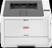 Stampante laser bianco/nero OKI B432dn