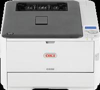 Stampante laser a colori OKI C332dn