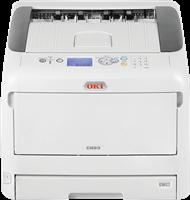 Stampanti Laser a Colori OKI C823dn