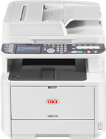 Dispositivo multifunzione OKI MB472dnw