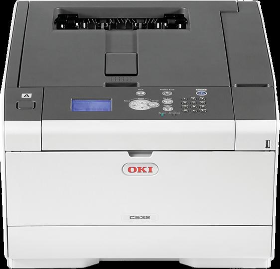 Stampanti Laser a Colori OKI C532dn