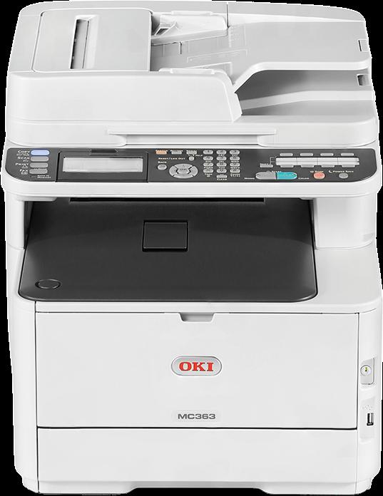 Dispositivo multifunzione OKI MC363dn