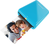 Stampante foto Polaroid ZIP Mobile Printer blau