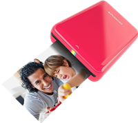 Stampante foto Polaroid ZIP Mobile Printer rot