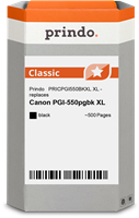 Cartuccia d'inchiostro Prindo PRICPGI550BKXL
