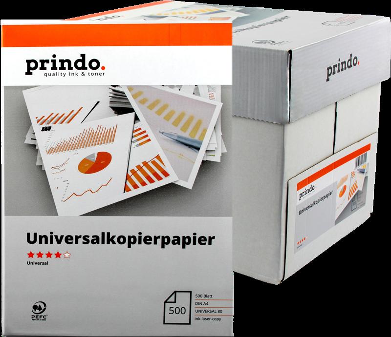 Universal Papier Prindo PR802500A4U