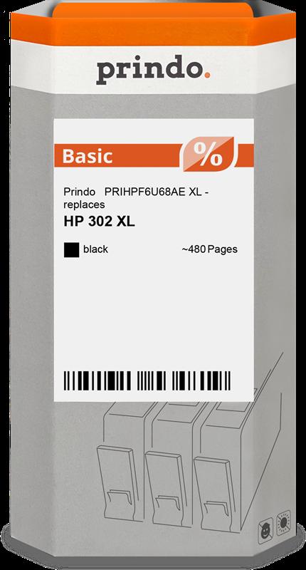 Cartuccia d'inchiostro Prindo PRIHPF6U68AE