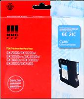 Ricoh cartuccia gelo GC-21C ciano